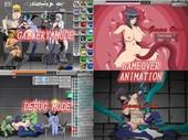 Shinobi Girl v2 10 EROTIC SIDE SCROLLING ACTION GAME Flash Game English Uncensored hentai