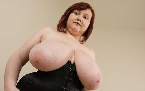 Nikki May – BBW Redhead with Big Tits in Interracial Hardcore  Back In Black