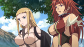 Queen's Blade The Exiled Warrior anime risty reina