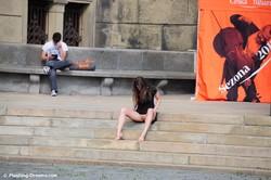 MonaLee in Prague (2013) [HQ Photoset]