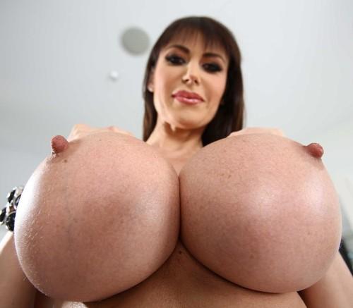 Eva Karera   Big Fake Tits Dont Cross The Maid