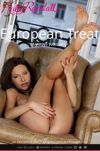 Subil Arch - European Treat - HollyRandall (FullHD)