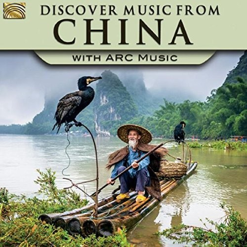 VA - Discover Music from China with ARC Music (2015)