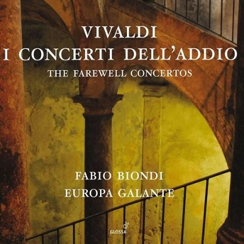 Europa Galante, Fabio Biondi - Vivaldi: I concerti dell'addio (2015) [HDTracks]