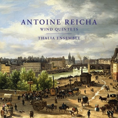 Thalia Ensemble - Antoine Reicha: Wind Quintets (2015) [HDTracks]