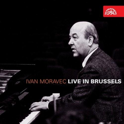 Ivan Moravec - Live in Brussels (2009)