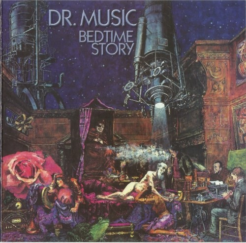 Dr. Music - Bedtime Story (1974) Lossless