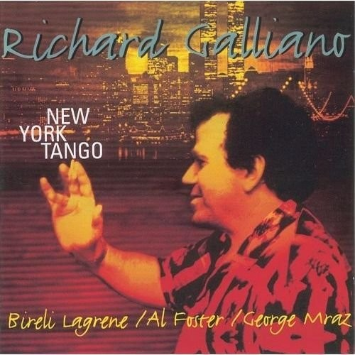 Richard Galliano – New York Tango (1996) 320 kbps