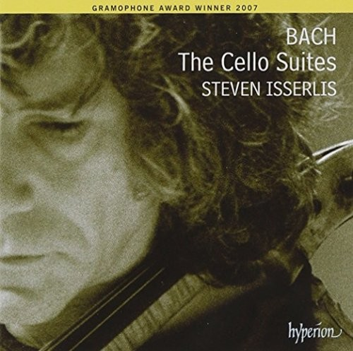 Steven Isserlis - Bach: The Cello Suites (2007)