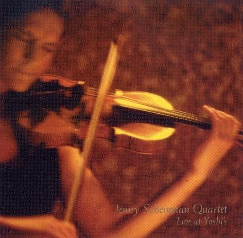 Jenny Scheinman Quartet - Live At Yoshi's (2000)