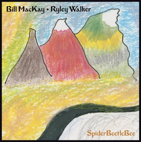 Bill MacKay & Ryley Walker - SpiderBeetleBee (2017)