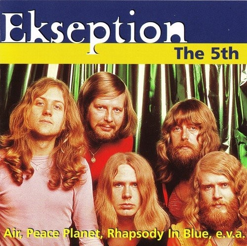 Ekseption - The 5th (1998)