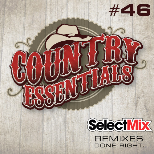 Various Artists - Select Mix Country Essentials Vol. 46 (2017)
