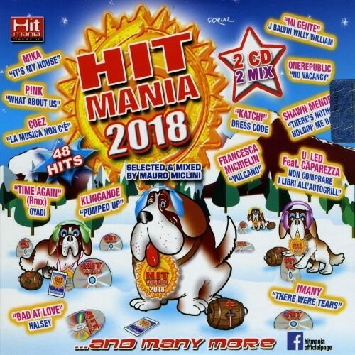 VA - Hit Mania 2018 (2017)