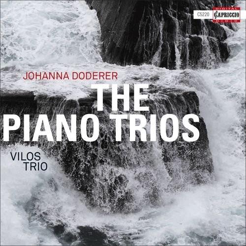 Vilos Trio - Johanna Doderer: The Piano Trios (2014)