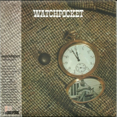Watchpocket - Watchpocket (1972) Korean remaster (2011) Lossless