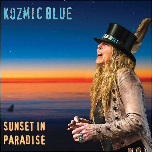Kozmic Blue - Sunset In Paradise (2017)