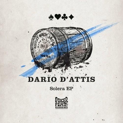 Dario D'Attis - Solera EP (2017)