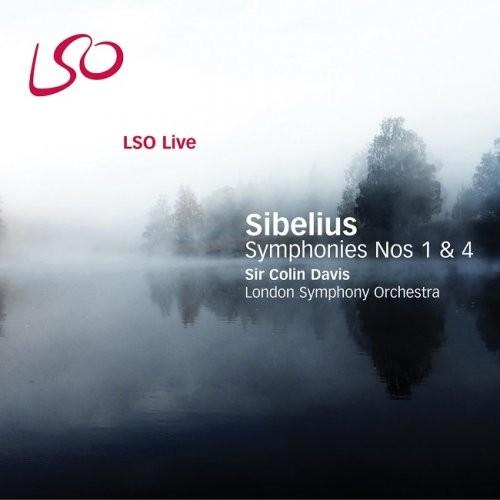 London Symphony Orchestra, Colin Davis - Sibelius: Symphonies Nos. 1 & 4 (2008) [HDTracks]