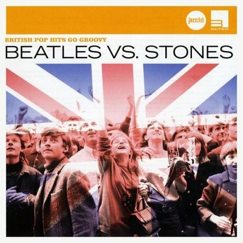 VA - Beatles vs. Stones British Pop Hits Go Groovy (2010) CD-Rip