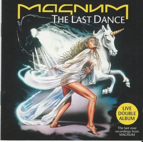 Magnum - The Last Dance (Live double album!) (1996)