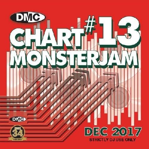 VA - DMC Chart Monsterjam 13 December (2017)