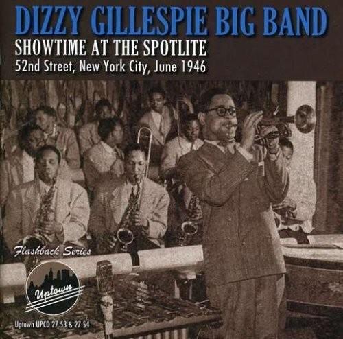 Dizzy Gillespie - Showtime at the Spotlite (1946)