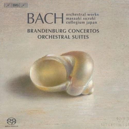 Bach Collegium Japan, Masaaki Suzuki - J.S. Bach: Brandenburg Concertos, Orchestral Suites (3CD) (20...