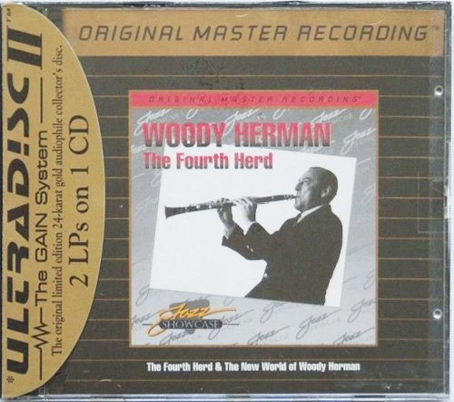 Woody Herman - The Fourth Herd / The New World Of Woody Herman (1959, 62) [1995]