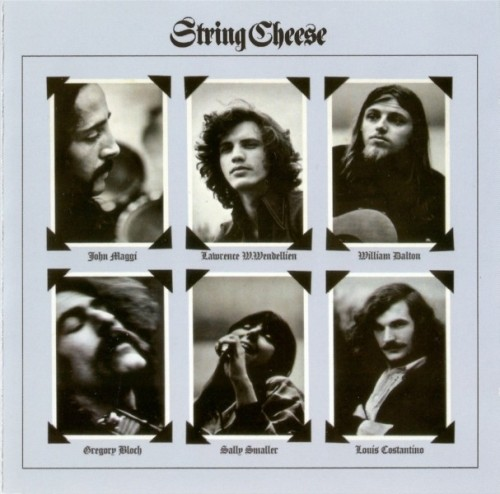 String Cheese - String Cheese (1971) (Reissue, 2008) CD Rip