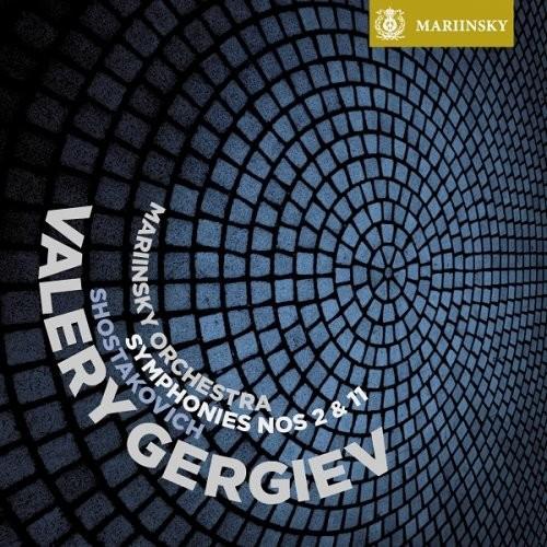 Mariinsky Orchestra, Valery Gergiev - Shostakovich: Symphonies Nos. 2 & 11 (2010) [HDTracks]