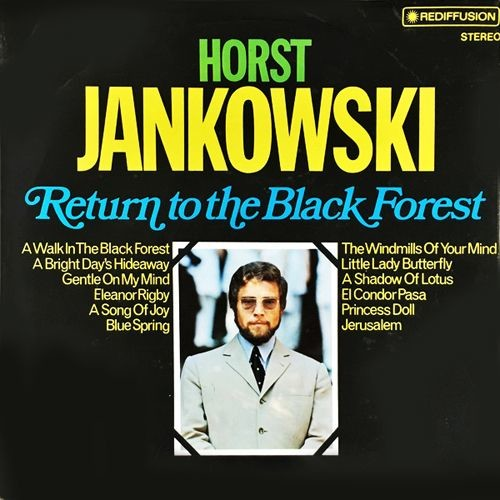 Horst Jankowski - Return To The Black Forest (1971)