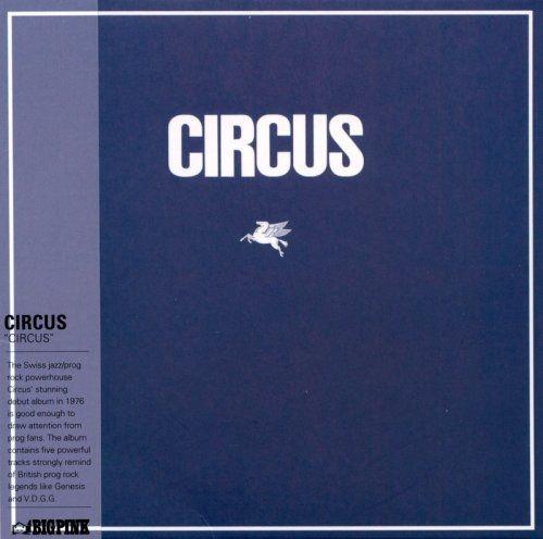 Circus - Circus (1976/2017)