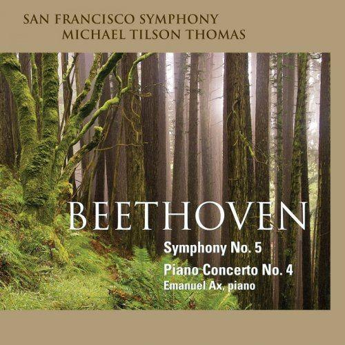 Emanuel Ax, San Francisco Symphony, Michael Tilson Thomas - Beethoven: Symphony No. 5, Piano Concert...
