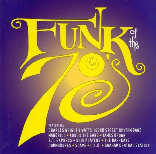 VA - Funk of the 70's (1997) Mp3 + Lossless