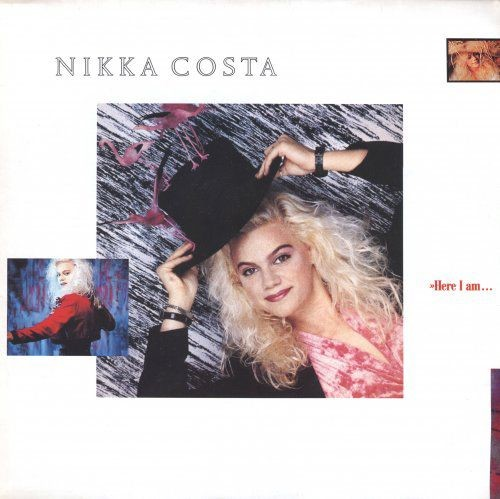Nikka Costa ‎- Here I Am ... Yes, It's Me (1989) LP