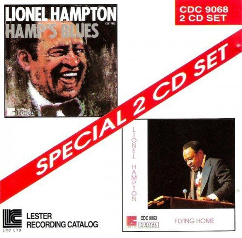 Lionel Hampton - Hamp's Blues / Flying Home (1992)
