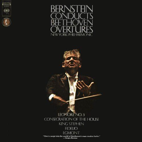 Leonard Bernstein - Bernstein Conducts Beethoven Overtures (Remastered) (2017) [Hi-Res]