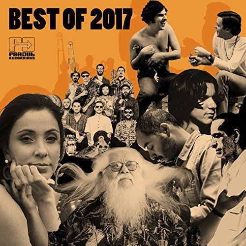 VA - Best Of Far Out 2017 (2017)