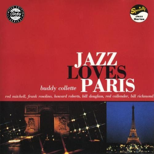 Buddy Collette - Jazz Loves Paris (1957)
