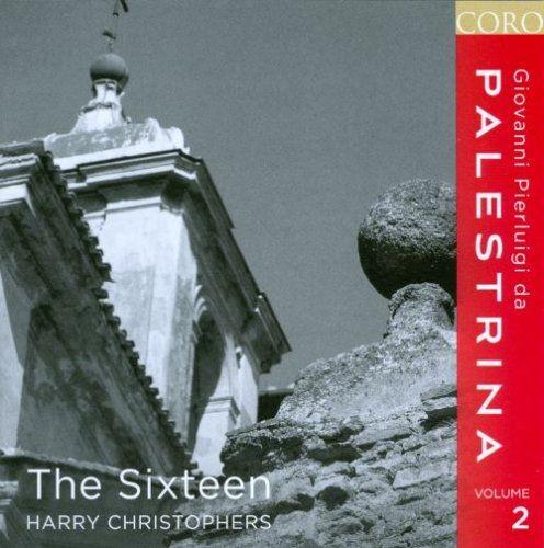 Harry Christophers & The Sixteen - Giovanni Pierluigi da Palestrina, Vol. 2 (2012)