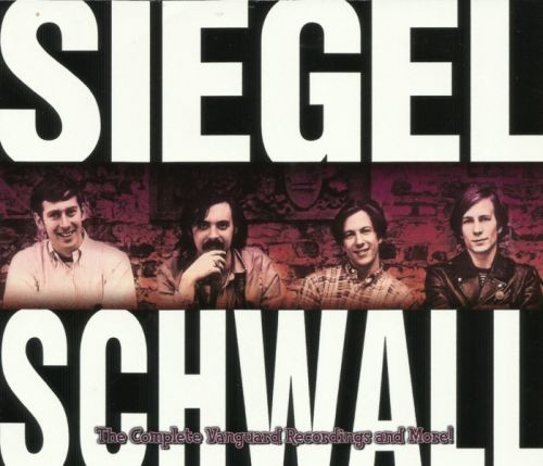The Siegel-Schwall Band - The Complete Vanguard Recordings And More! (1966-70) [2001] CD Rip Full Album