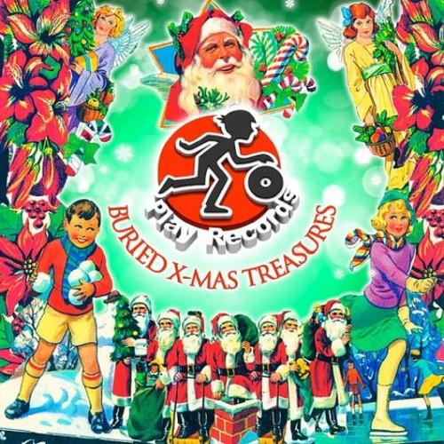 Various Artists - Buried X-mas Treasures (2017)