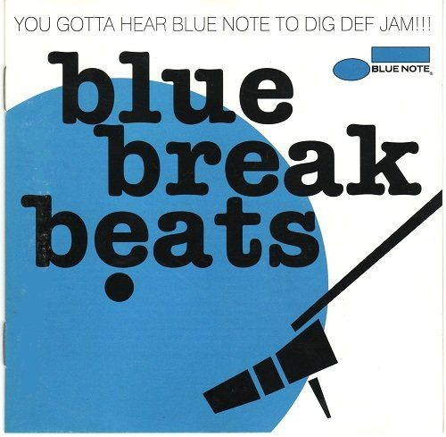 VA - Blue Break Beats Vol.1 (1992)