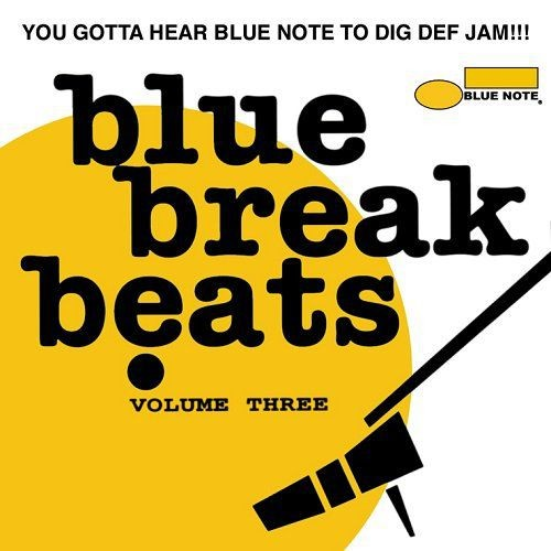 VA - Blue Break Beats Vol.3 (1996)
