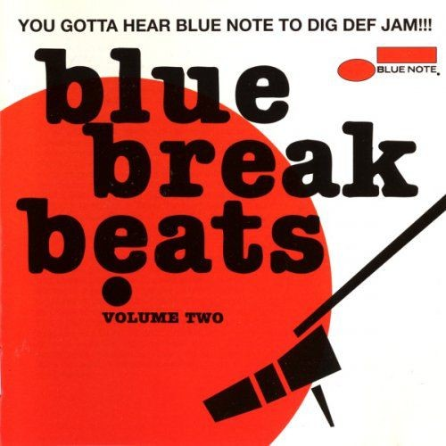 VA - Blue Break Beats Vol.2 (1993)