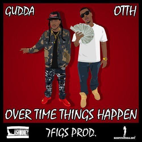 J Gudda - OTTH (Over Time Things Happen) (2017) Full Album