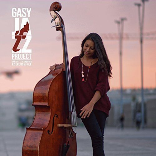 Gabrielle Randrian Koehlhoeffer - Gasy Jazz Project (2017) Full Album