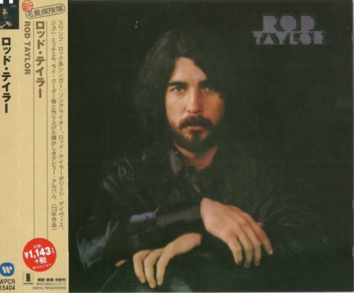 Rod Taylor - Rod Taylor (1973) (Japan Remastered, 2014) Lossless