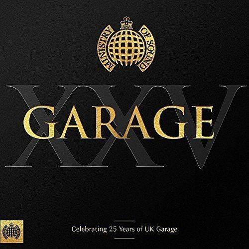 VA - Ministry Of Sound: Garage XXV (2017)
